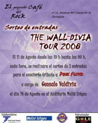 Sorteo de entradas en el Pequeño Café del Rock